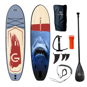 GoRunner SUP Paddleboard Shark 10,6″