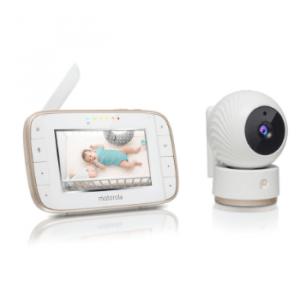 Motorola Halo Babyalarm med video + wifi