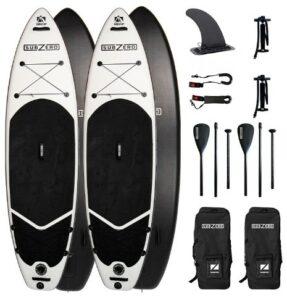 "Subzero Pakketilbud - 2 x Glacier SUP PaddleBoards 10'6"" – allround board"