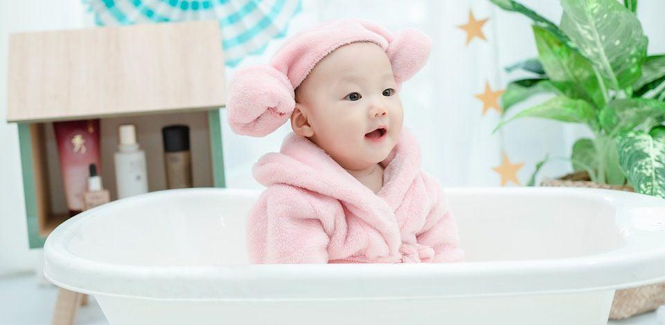 baby badekar