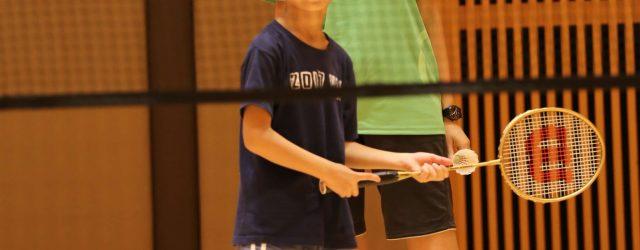 badminton feature