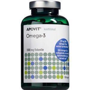 Apovit Omega-3 fiskeolie