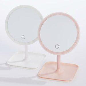 LED makeup spejl