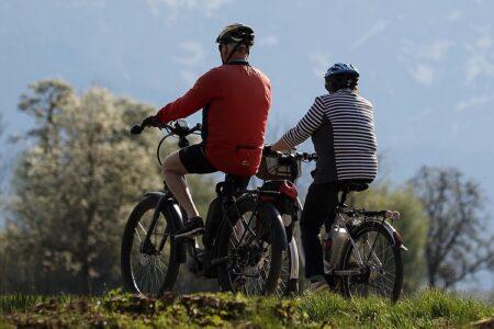 El mountainbike
