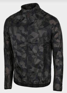 Newline BLACK Camo Windshield Jacket – inspireret af det danske jægerkorps