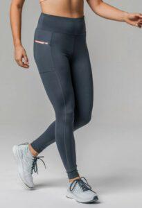 Women's Tights Dolphin Blue – perfekt til den miljøbevidste kvinde