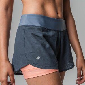 Women's Shorts Dolphin Blue – dameshorts fremstillet i genanvendte materialer