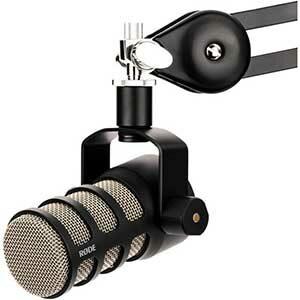 Rode-PodMic-mikrofon