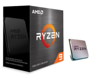 AMD Ryzen 9 5900X CPU – Bedste CPU til gaming