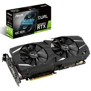 ASUS GeForce RTX 2060 Dual OC