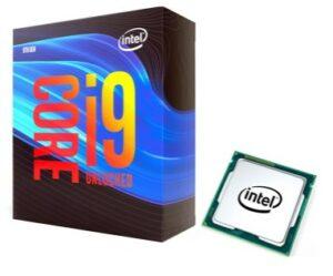 Intel Core i9-9900K Coffee Lake – bedste CPU til videorendering