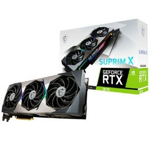MSI GeForce RTX 3070 SUPRIM