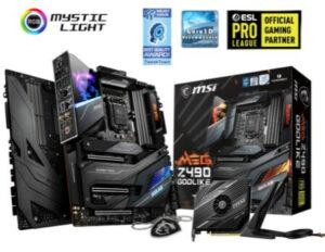 MSI MEG Z490 GODLIKE – Premiumvalg