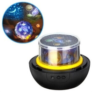 Magic Universe LED Light Projector and Night Light