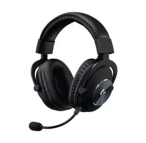 Logitech G Pro X with blue voice
